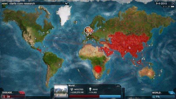 скачать игру Plague Inc Evolved на русском через торрент - фото 6