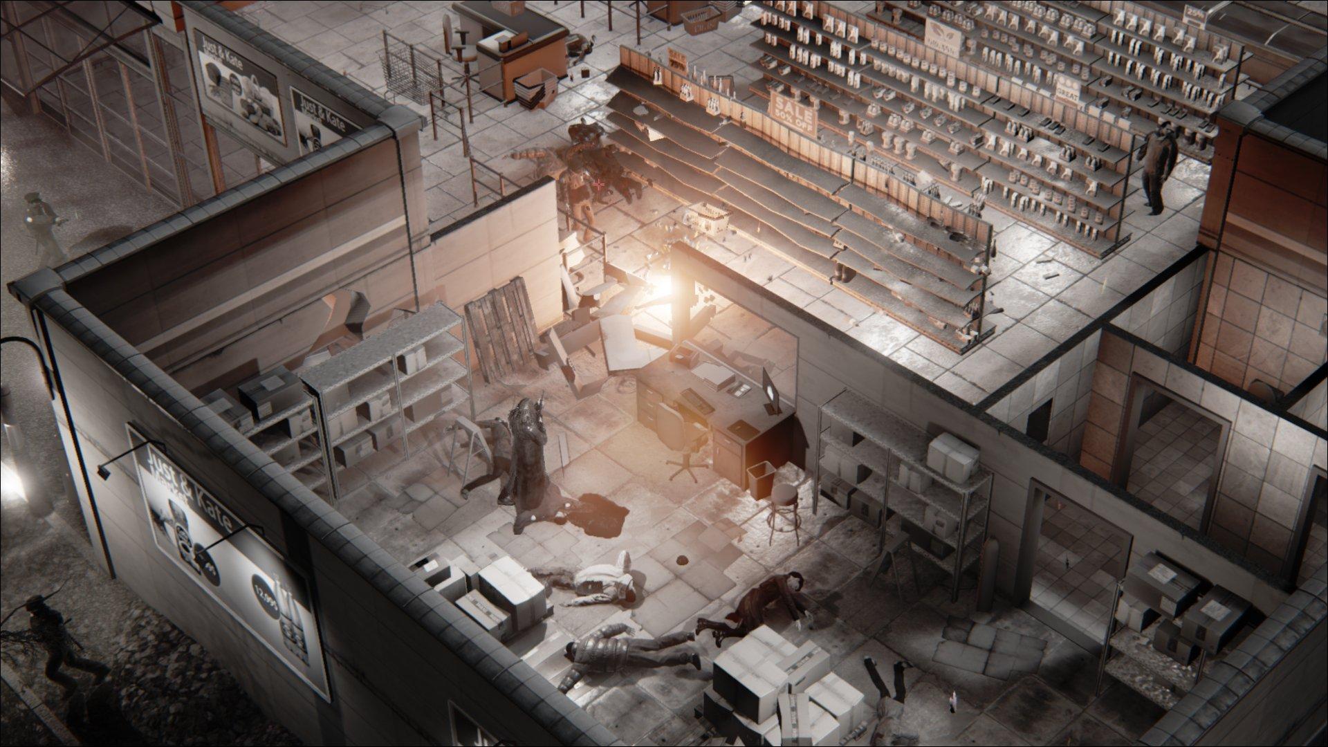 Hatred (2015) PC - Скриншот 2