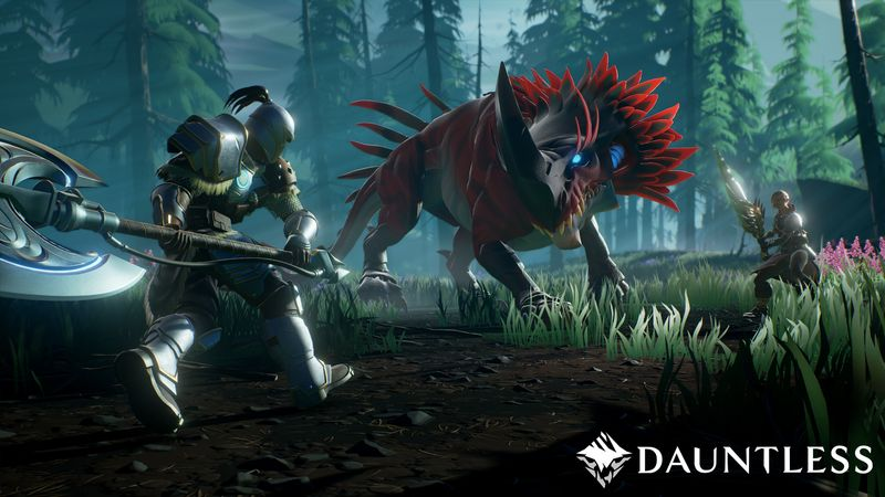 Dauntless (2018) PC - Скриншот 1