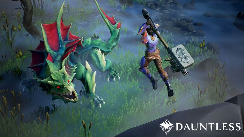 Dauntless (2018) PC - Скриншот 3