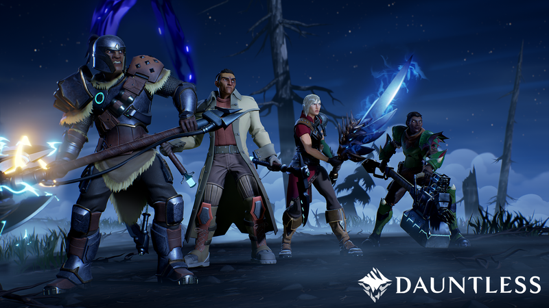 Dauntless (2018) PC - Скриншот 2