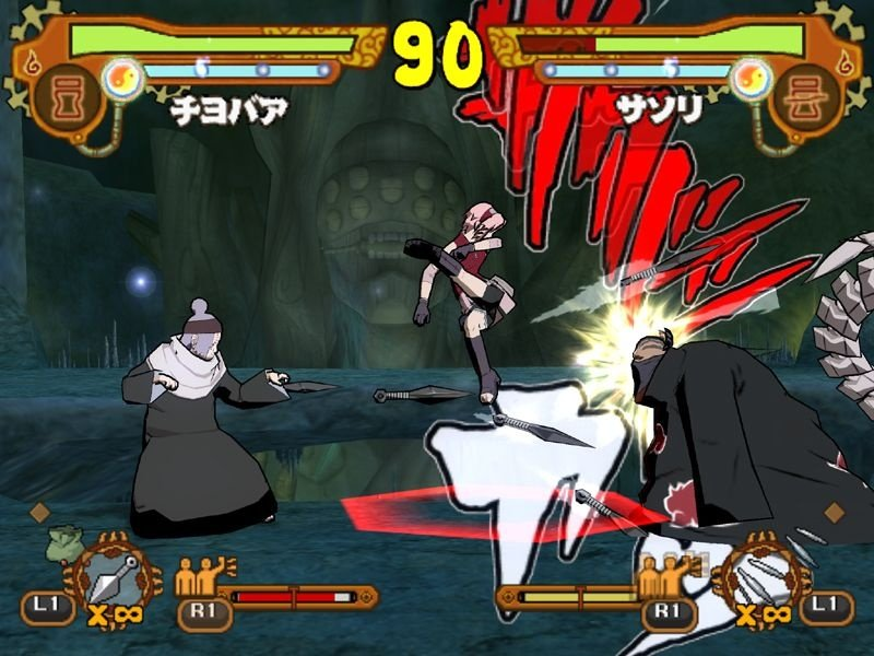 Описание: создатели naruto shippuden: ultimate ninja
