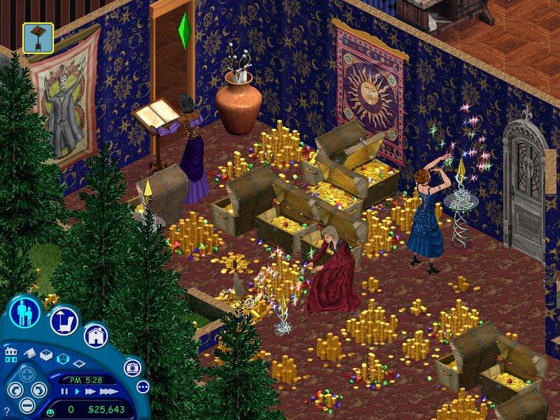 Sims making magic скачать torrent