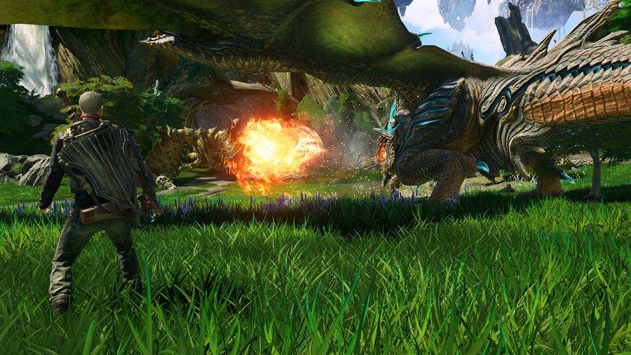 Scalebound (2017) PC - Скриншот 1