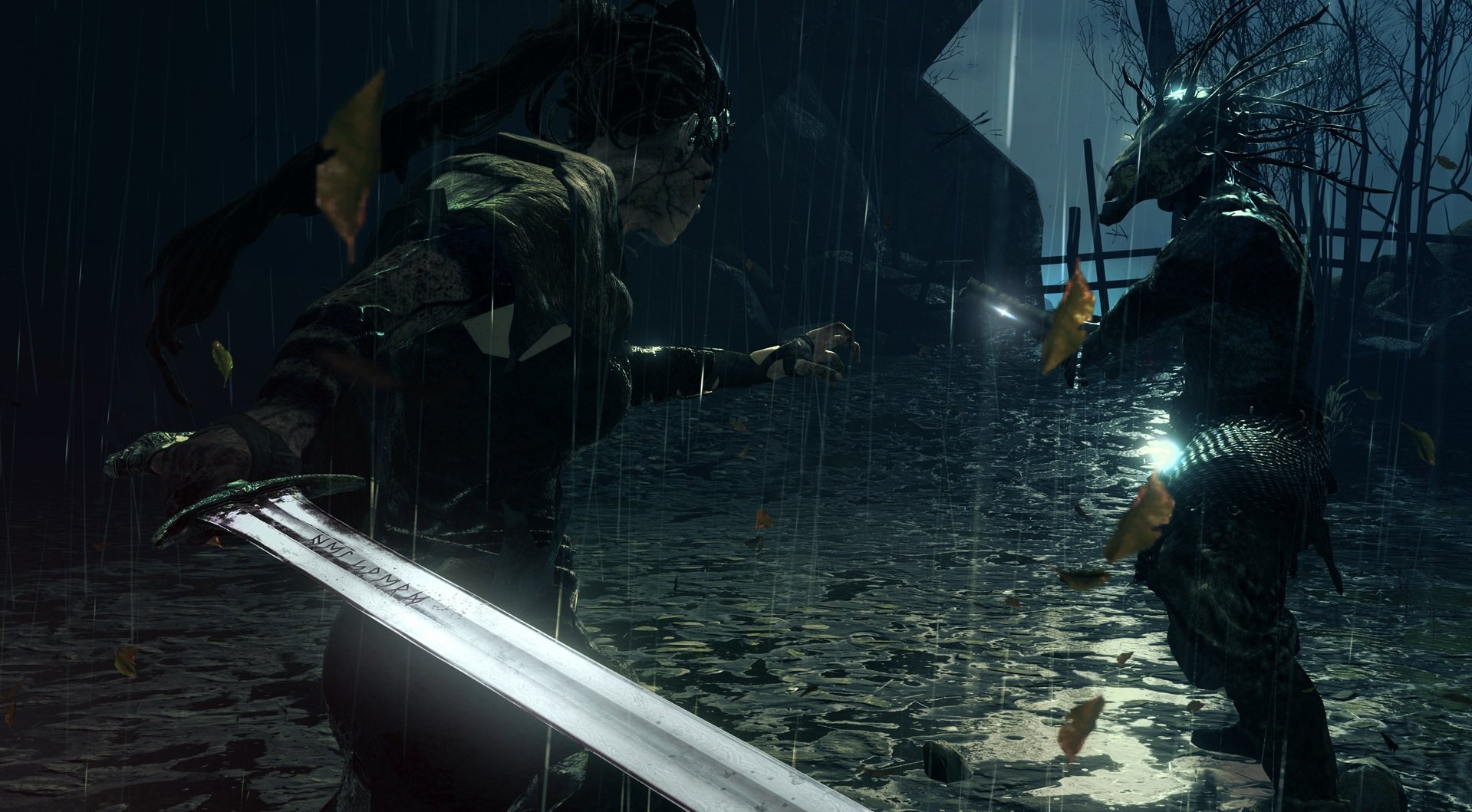 Hellblade (2016) PC - Скриншот 3