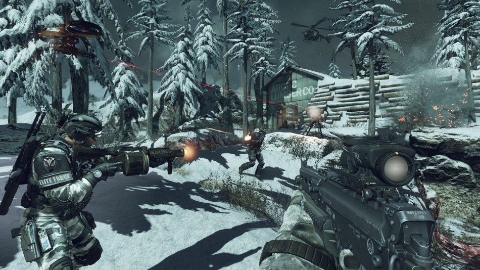 Call Of Duty игра скачать - фото 9