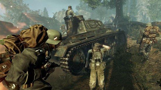 скачать игру через торрент бесплатно Enemy Front - фото 5