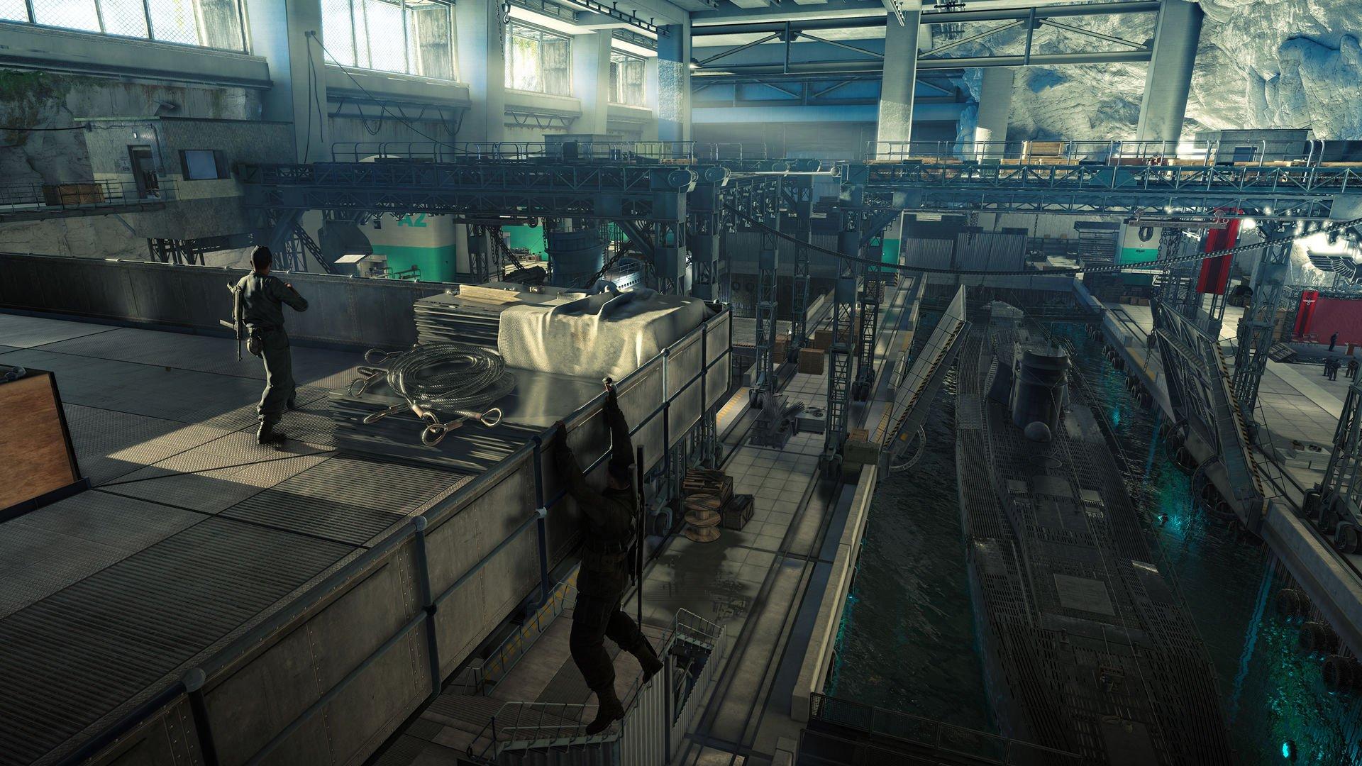 Sniper Elite 4 (2017) PC - Скриншот 2