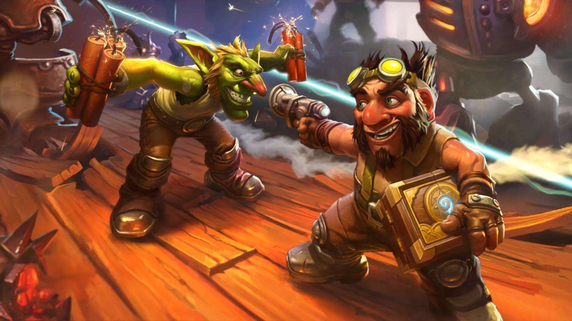 Gnome vs goblin xxx photo