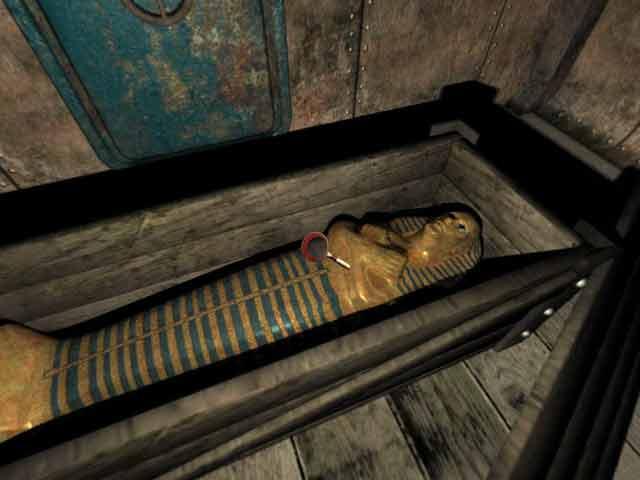 Wolfenstein проклятие фараонов