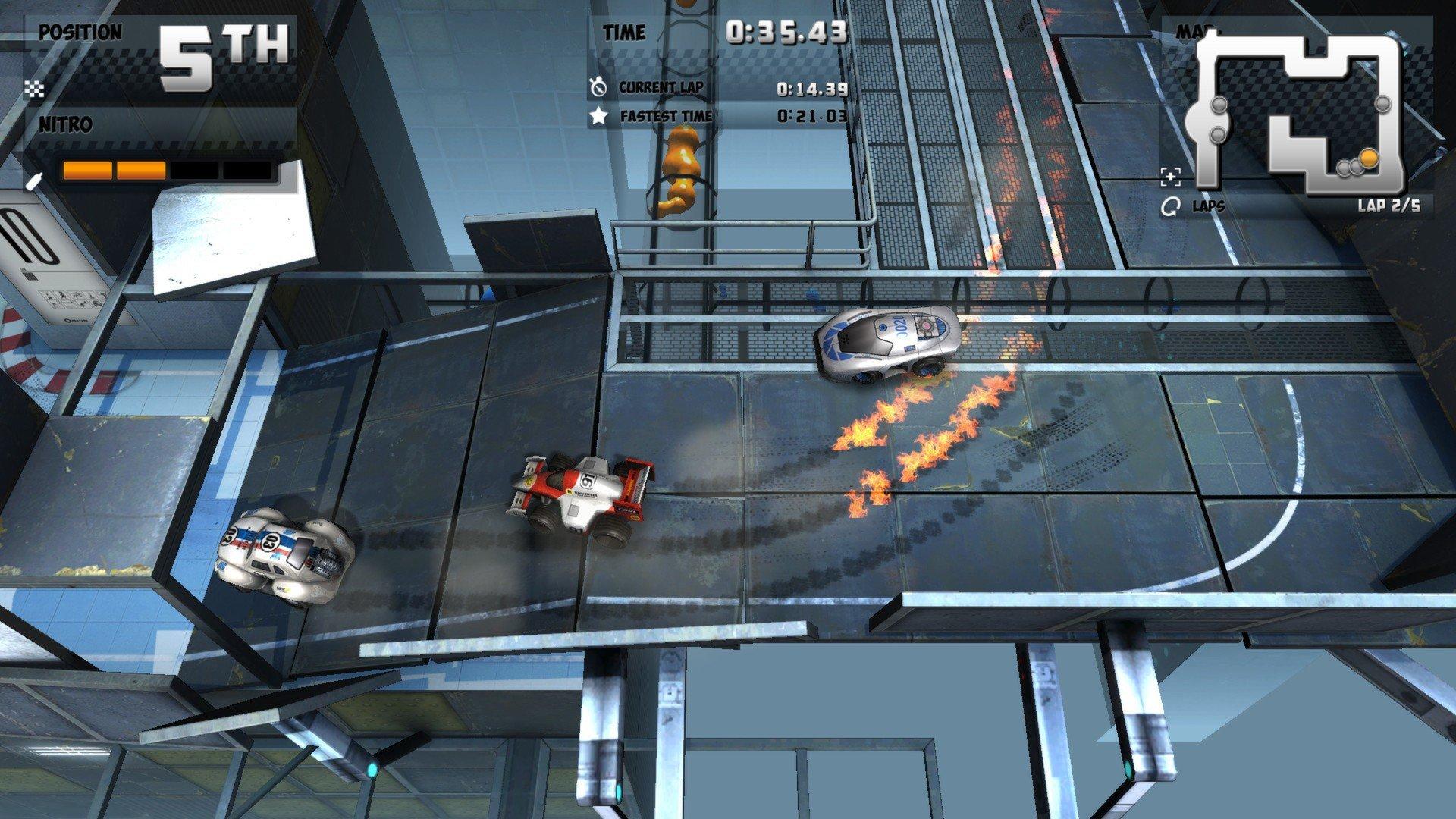 Mini Motor Racing EVO - картинки, скриншоты и фото из игры Mini Motor Racing EVO Канобу