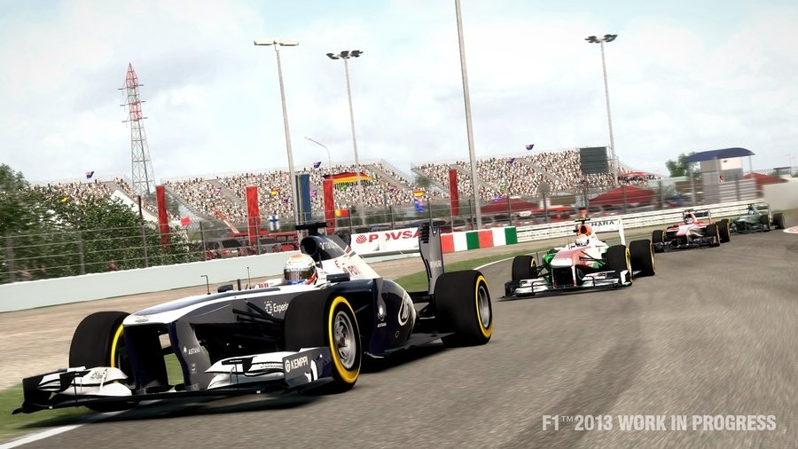 Скачать F1 2013 Через Торрент - фото 10