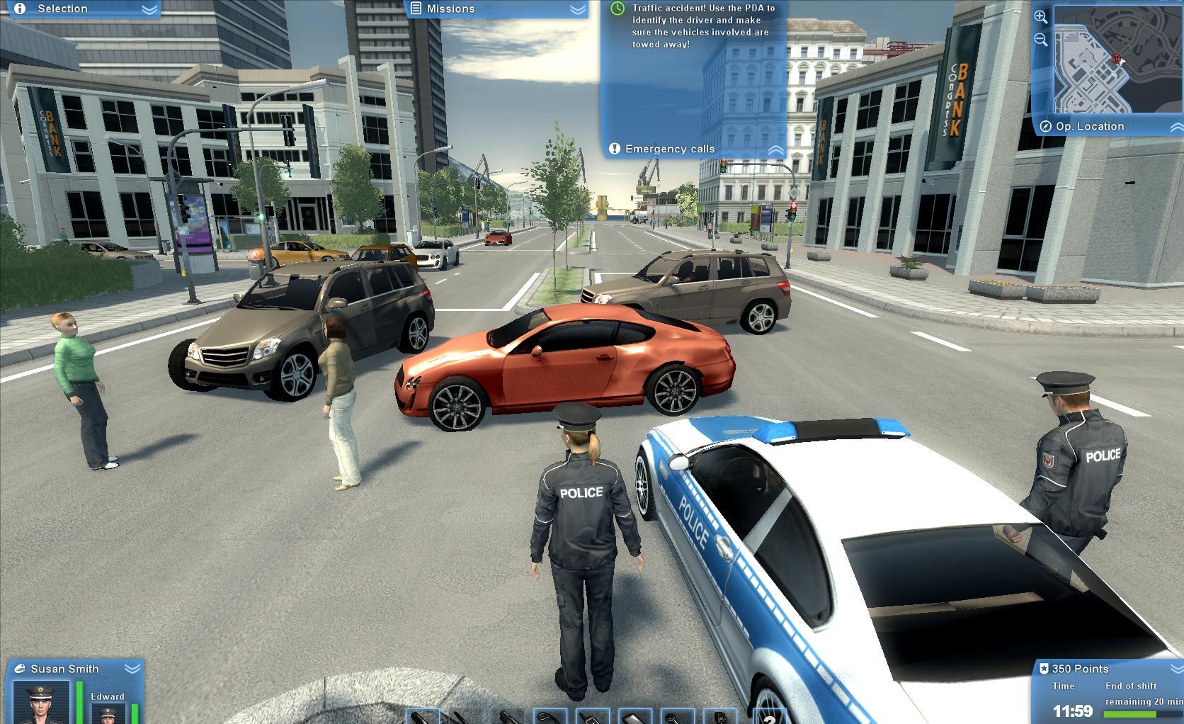 Играть в игру полиция