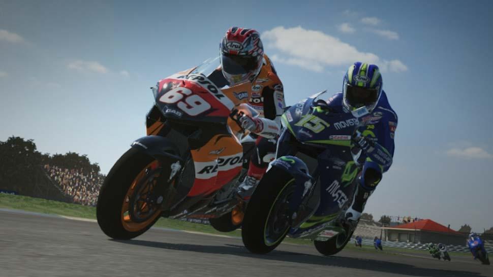 MotoGP 15 (2015) PC - Скриншот 3