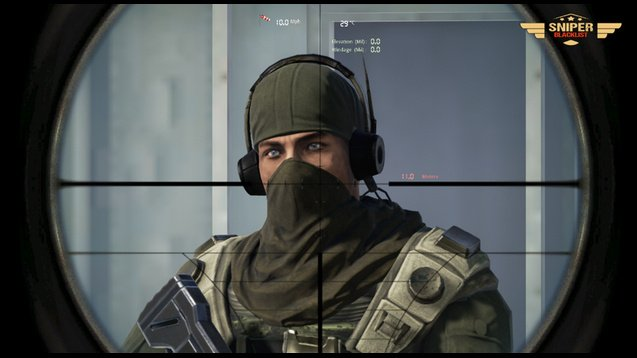 скачать игру Sniper Blacklist через торрент - фото 6