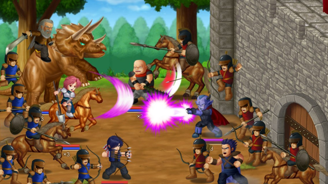 Download game little fighter 5 gratis