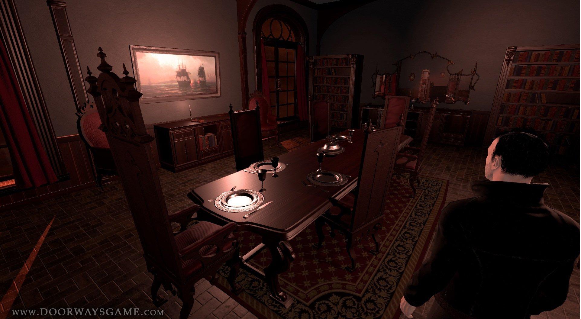 Doorways: Holy Mountains of Flesh (2016) PC - Скриншот 2