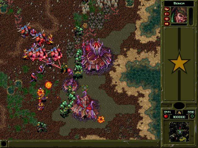 Games - war wind ii: die invasion