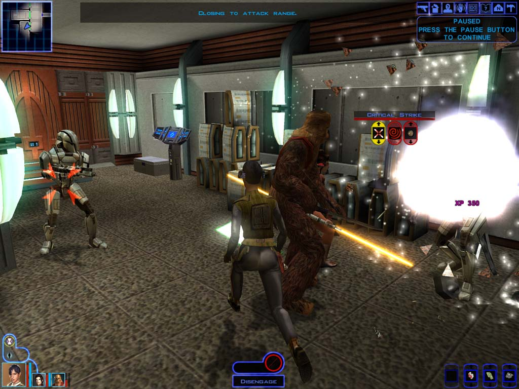 Star Wars: Knights of the Old Republic II - The Sith …