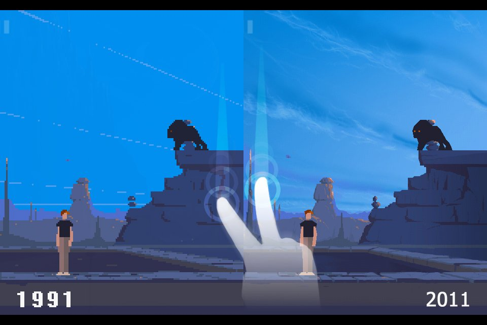 Another world игра