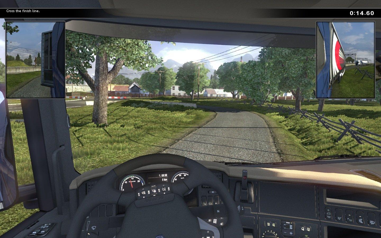 Видео вождение на фуре