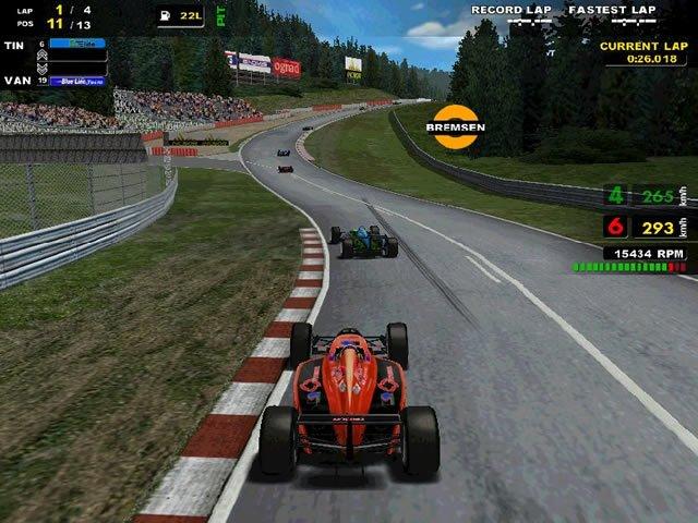 Racing Simulation 3 скачать торрент - фото 3