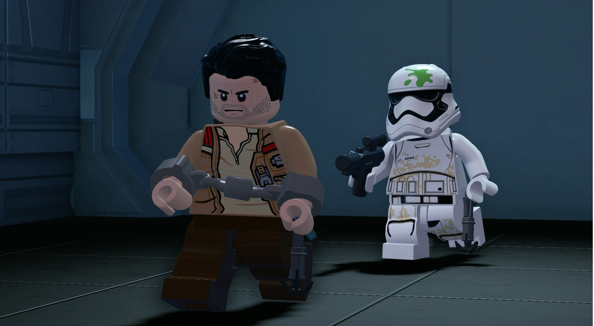 LEGO Star Wars: The Force Awakens (2016) PC - Скриншот 2