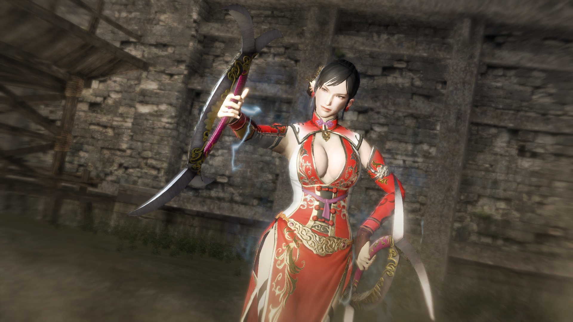 Dynasty warrior 7 naked mod exploited galleries