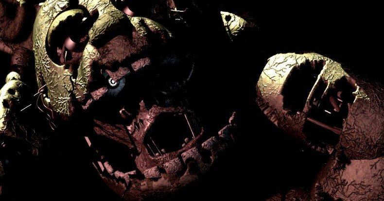 скачать бесплатно игру Five Nights At Freddy S 4 - фото 3