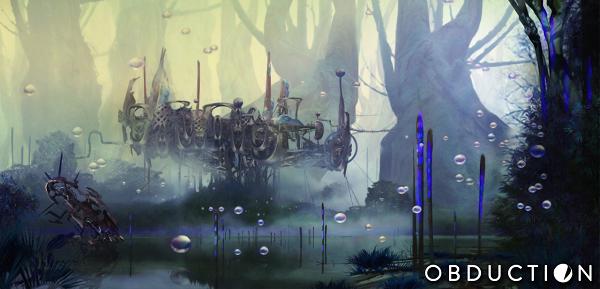 Obduction (2016) PC - Скриншот 2