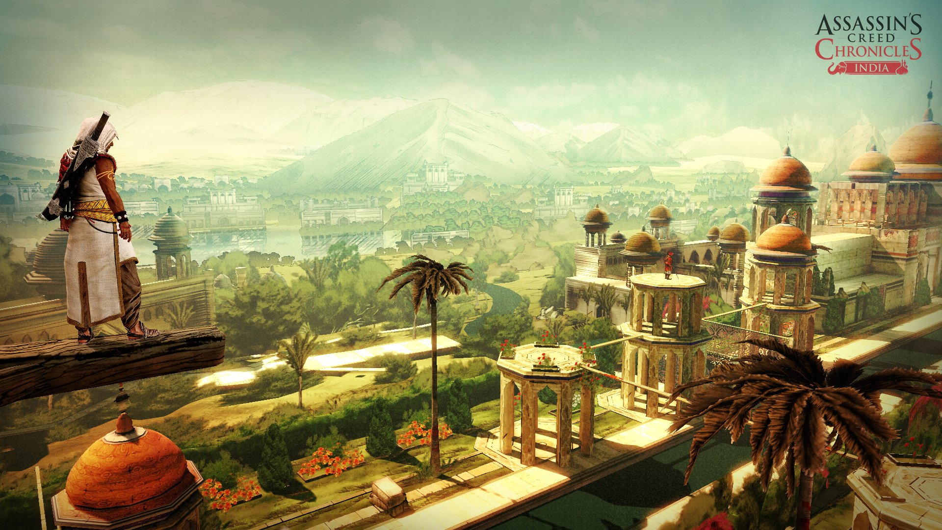 Assassin's Creed Chronicles: India обзор, дата вых