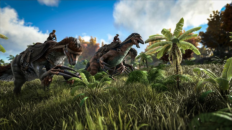 Ark Survival Evolved - PC - Torrents Games