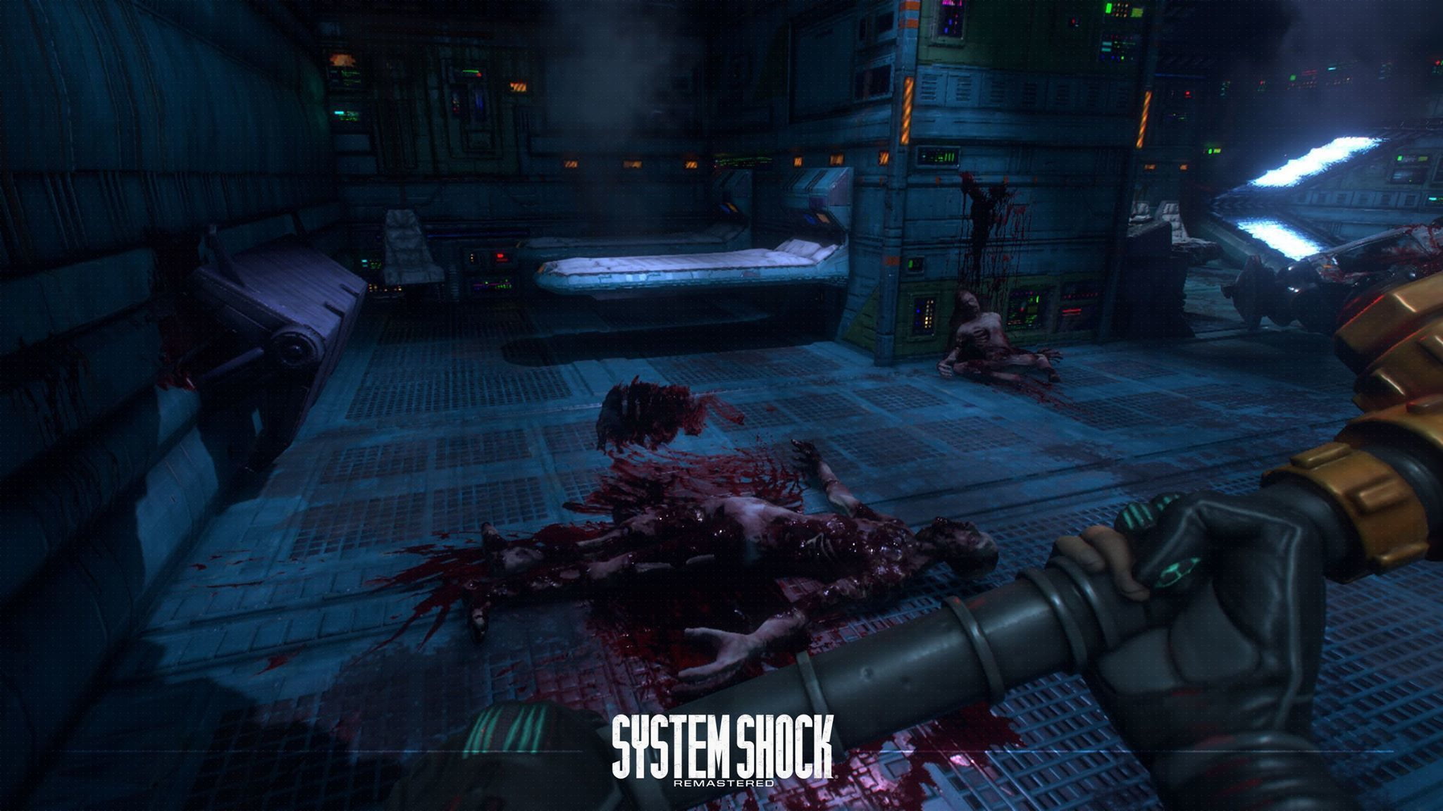 System Shock: Remastered Edition (2017) PC - Скриншот 1