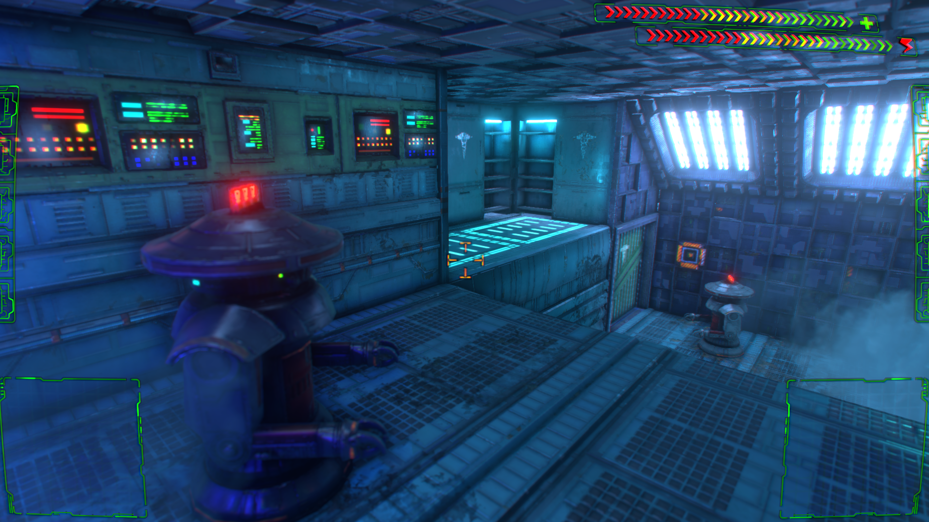 System Shock: Remastered Edition (2017) PC - Скриншот 2