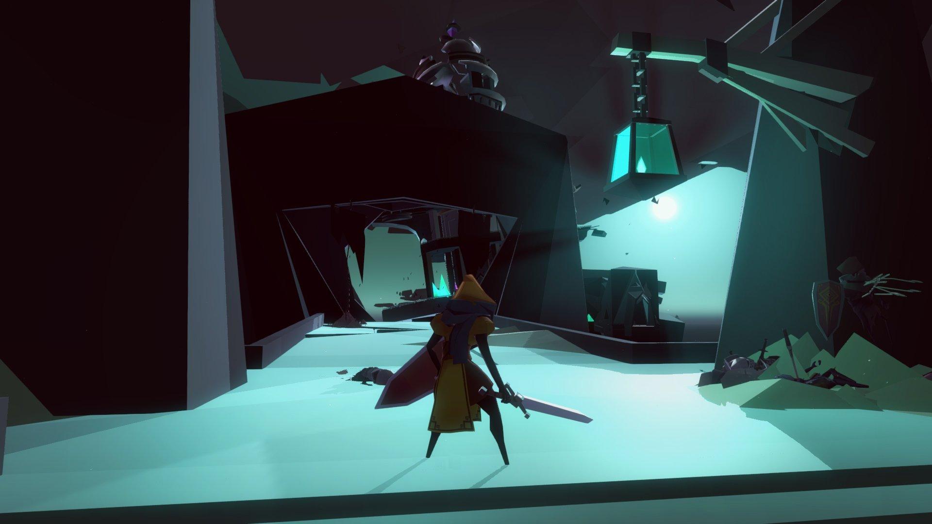 Necropolis (2016) PC - Скриншот 1