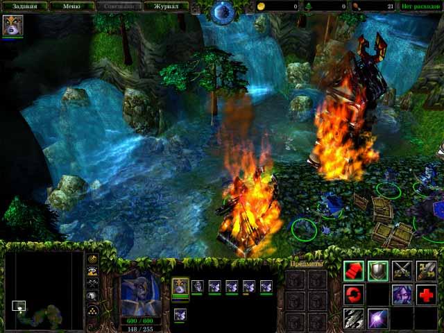 Варкрафт 3 Фрозен Трон Игру