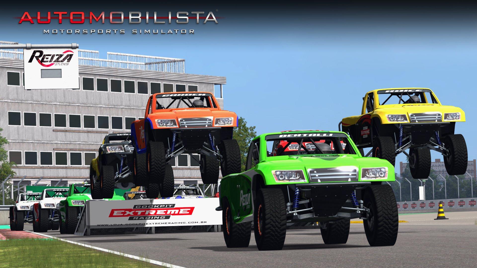 Automobilista (2016) PC - Скриншот 2