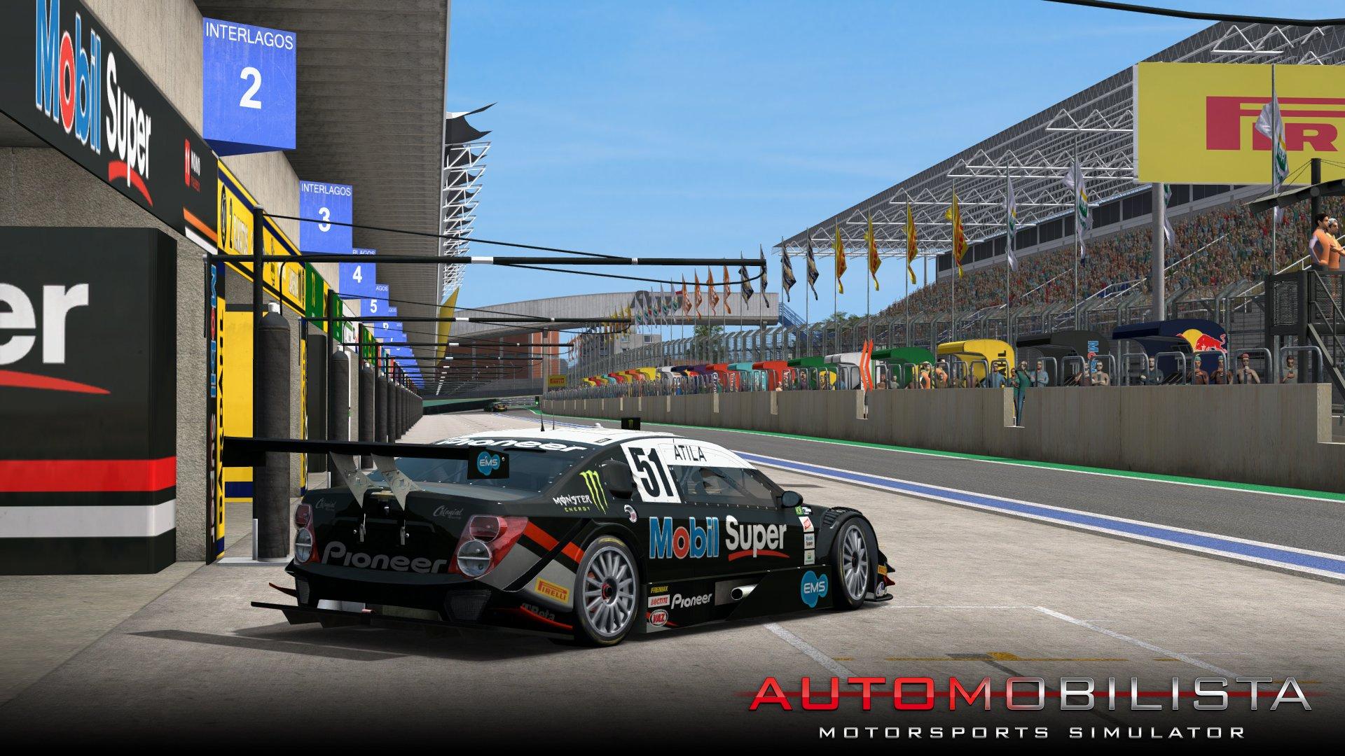 Automobilista (2016) PC - Скриншот 3
