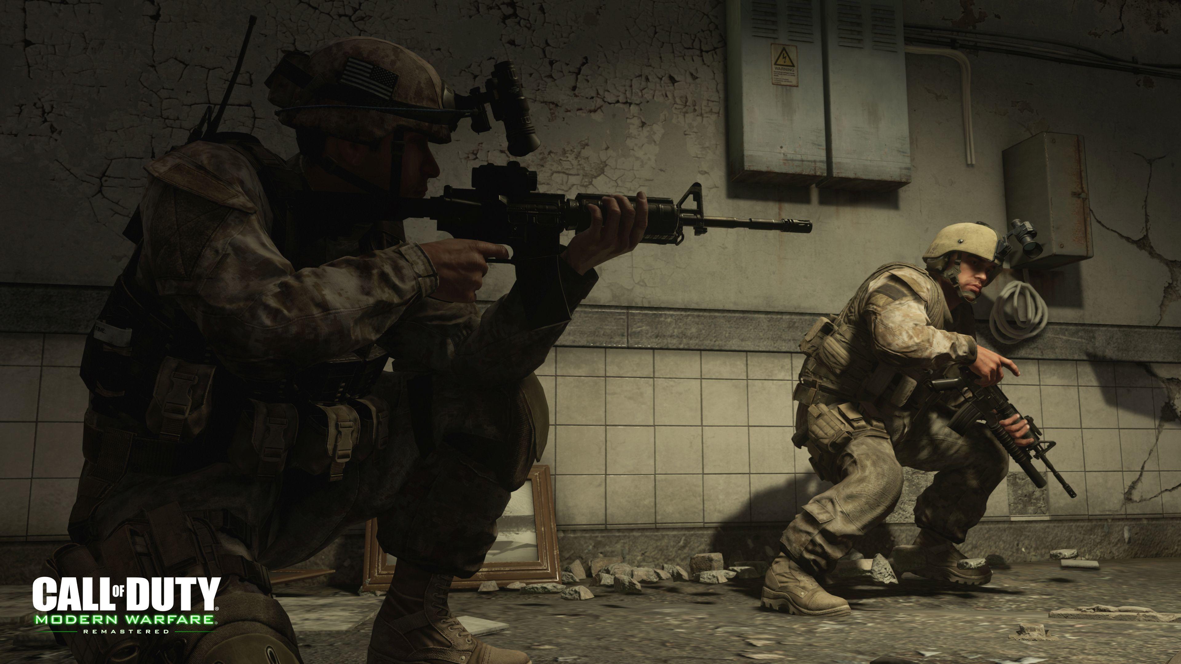 Call of Duty: Modern Warfare Remastered (2016) PC - Скриншот 3