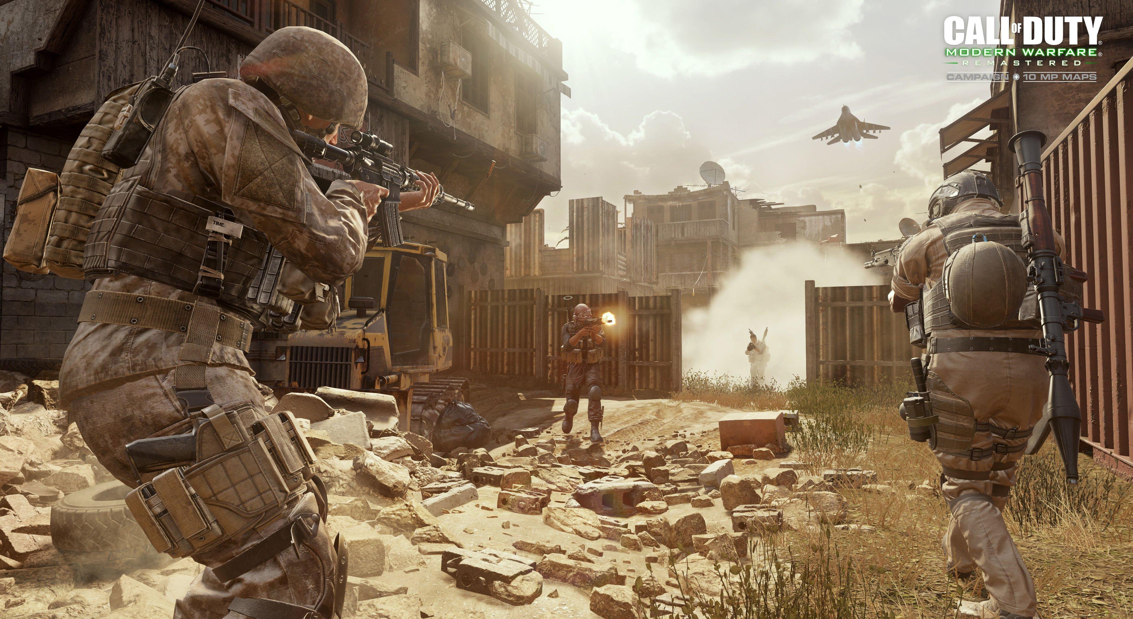 Как я играл в CoD: Infinite Warfare