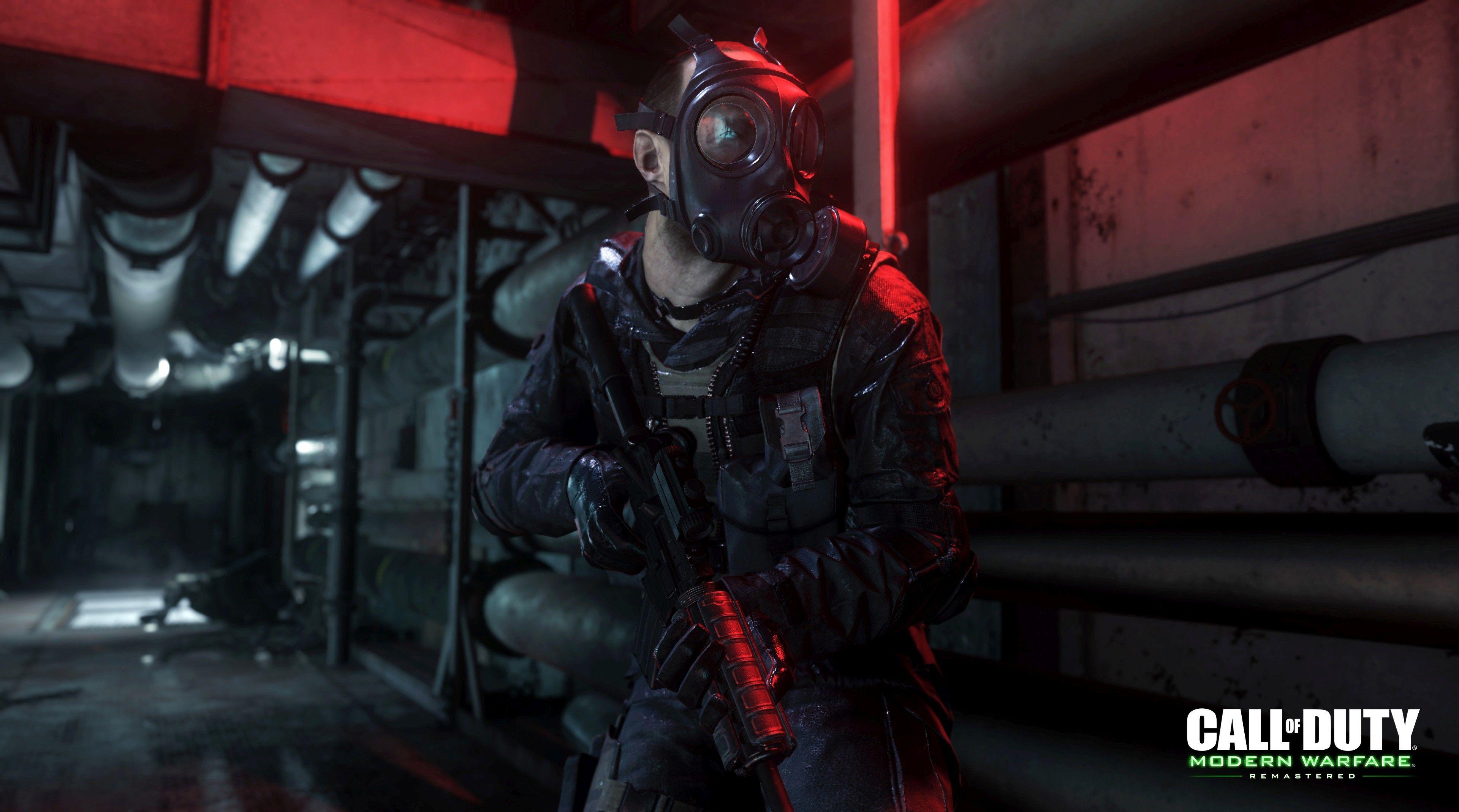 Call of Duty: Modern Warfare Remastered (2016) PC - Скриншот 1