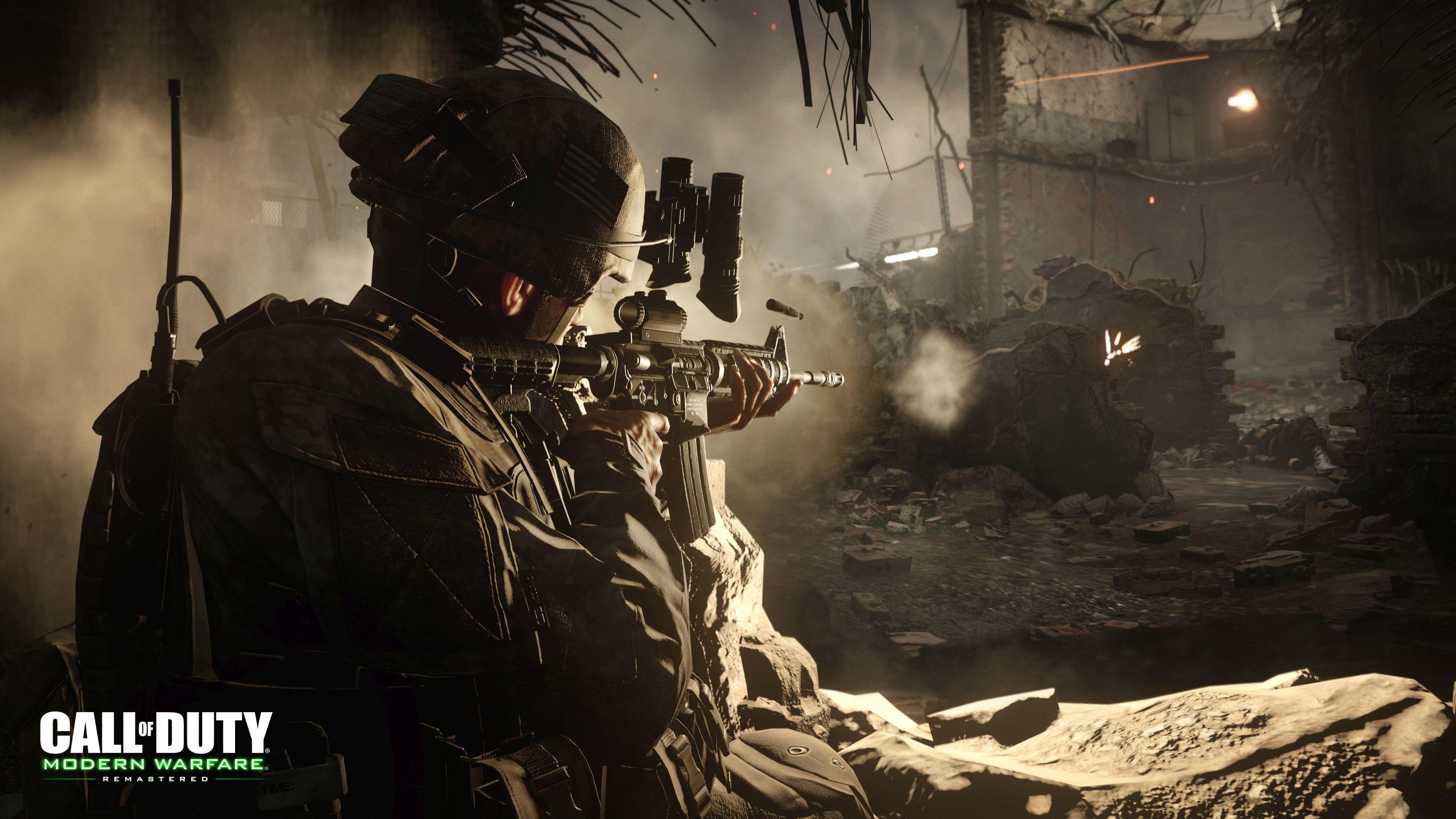 Call of Duty: Modern Warfare Remastered (2016) PC - Скриншот 2