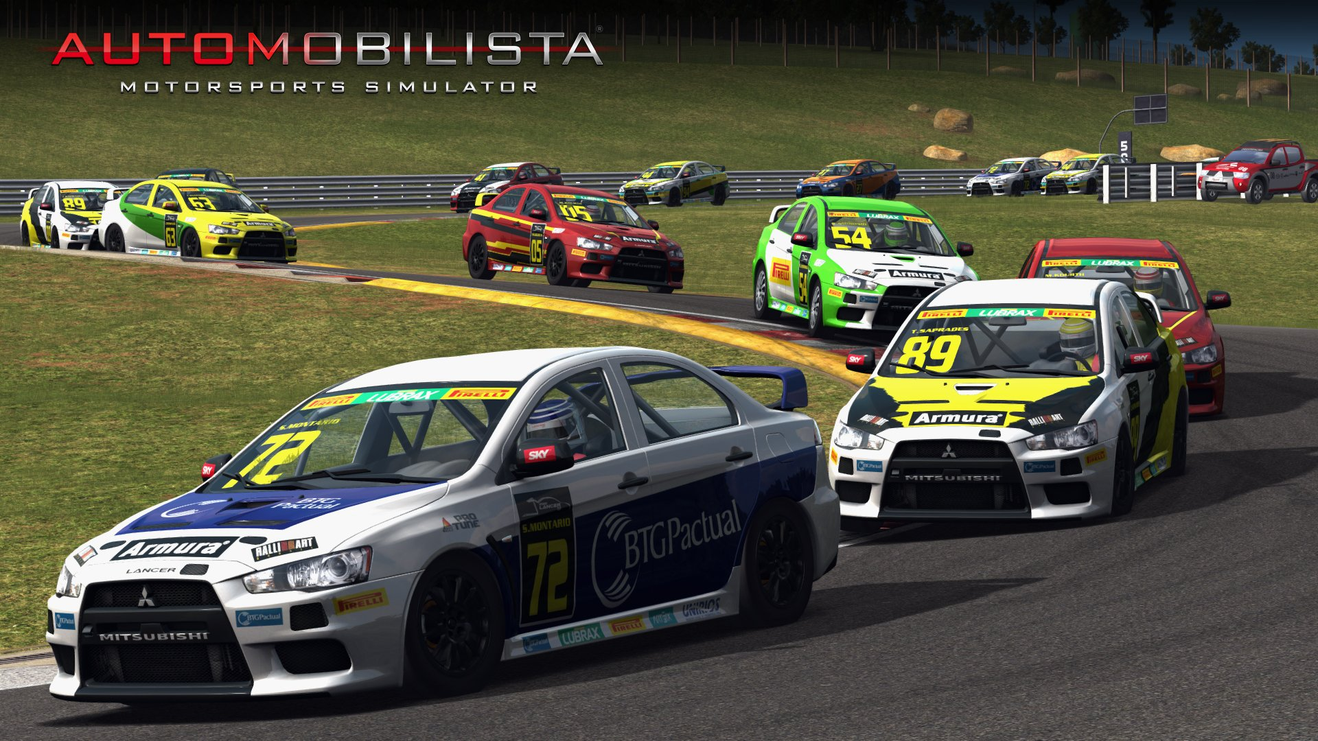 Automobilista (2016) PC - Скриншот 1