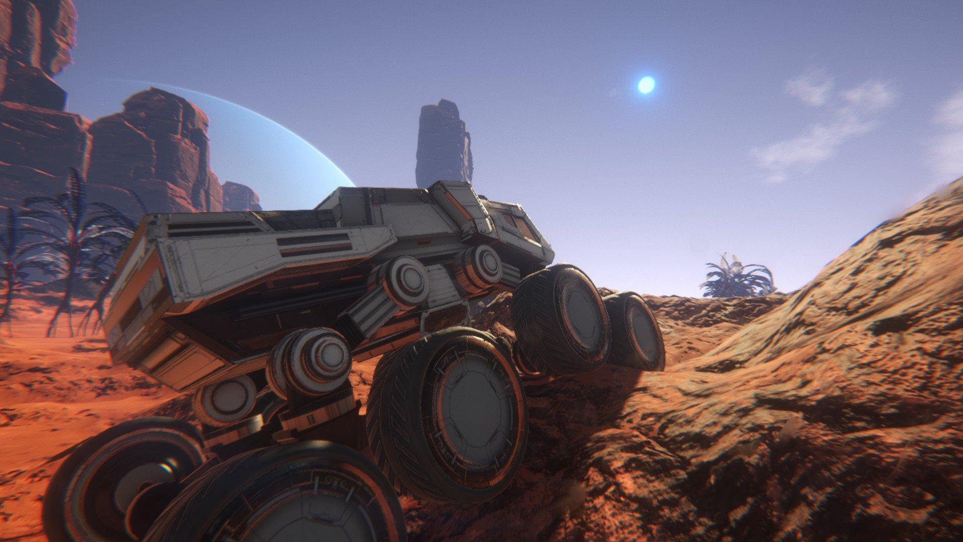 Osiris: New Dawn (2016) PC - Скриншот 2
