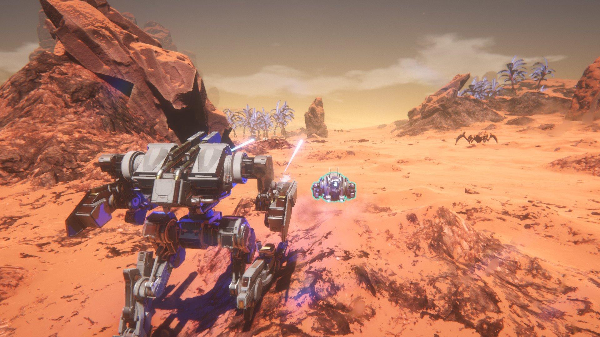 Osiris: New Dawn (2016) PC - Скриншот 3