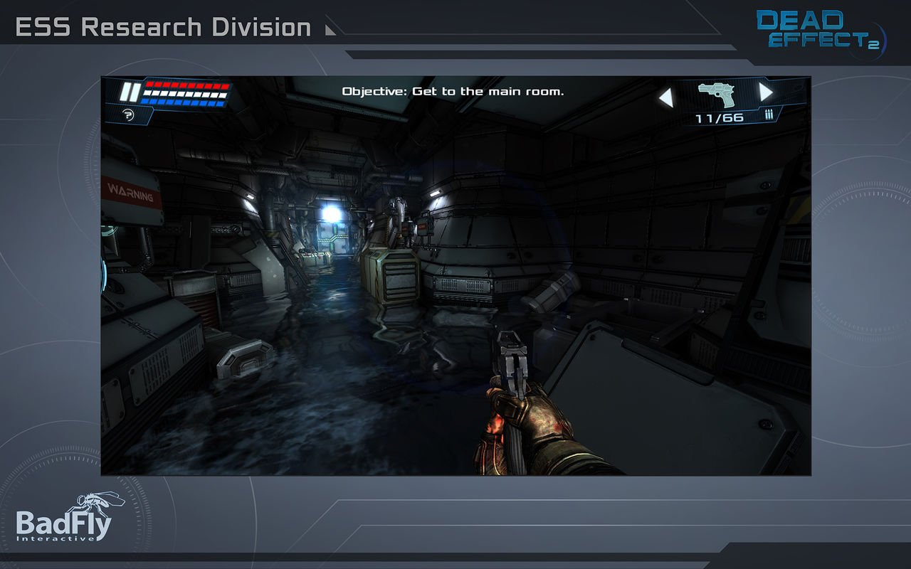 Dead Effect 2 (2016) PC - Скриншот 1