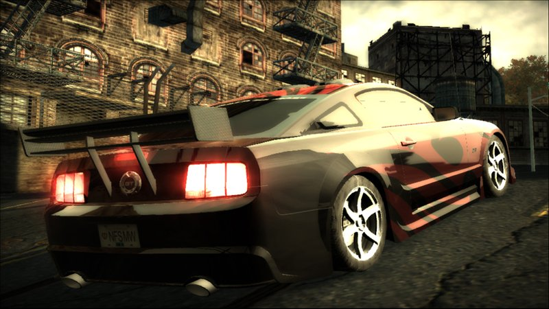 Nfs series loading screens