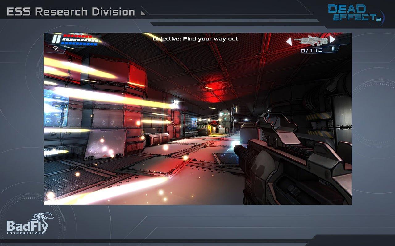 Dead Effect 2 (2016) PC - Скриншот 3