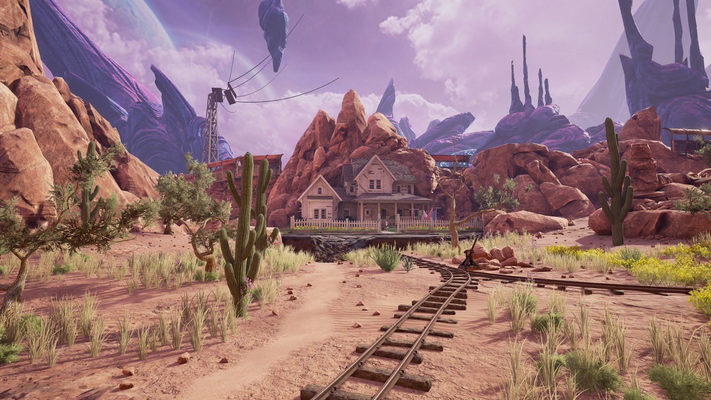 Obduction (2016) PC - Скриншот 3