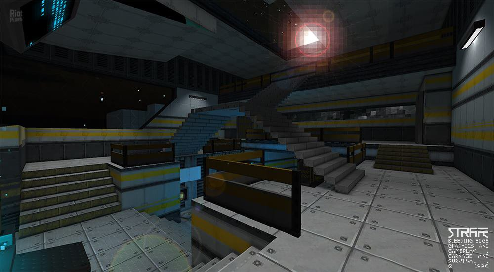 Strafe (2016) PC - Скриншот 2
